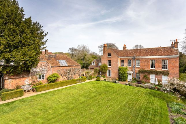 Thumbnail Detached house for sale in Compton Street, Compton, Winchester, Hampshire