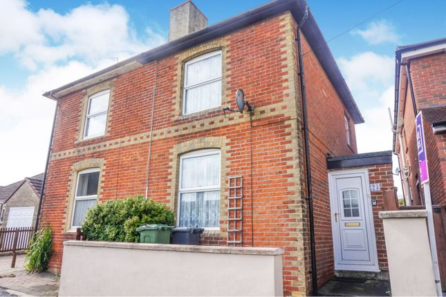 Thumbnail 3 bed semi-detached house for sale in Heytesbury Road, Newport