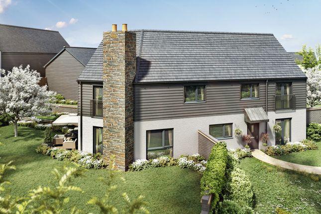 Thumbnail Detached house for sale in Malborough Park, Malborough, Kingsbridge