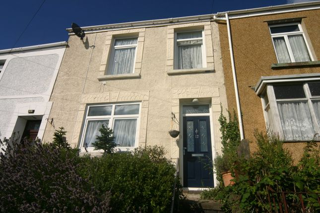 Thumbnail Terraced house to rent in Bay View, St Thomas, Swansea