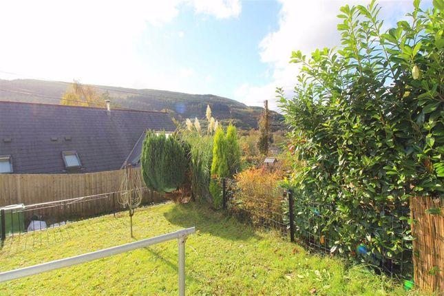 Outside of Ivy Terrace, Pontypridd CF37