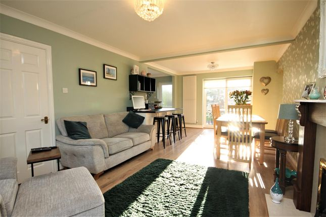 Living Room of Mill Hill Crescent, Northallerton DL6