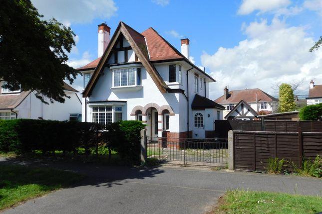 Thumbnail Detached house for sale in Park Avenue, Skegness, Lincs