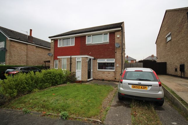 Thumbnail Semi-detached house to rent in Haigh Side Close, Rothwell, Leeds