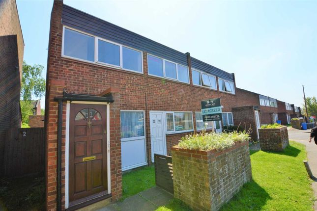 Thumbnail Maisonette for sale in Templemere, Norwich