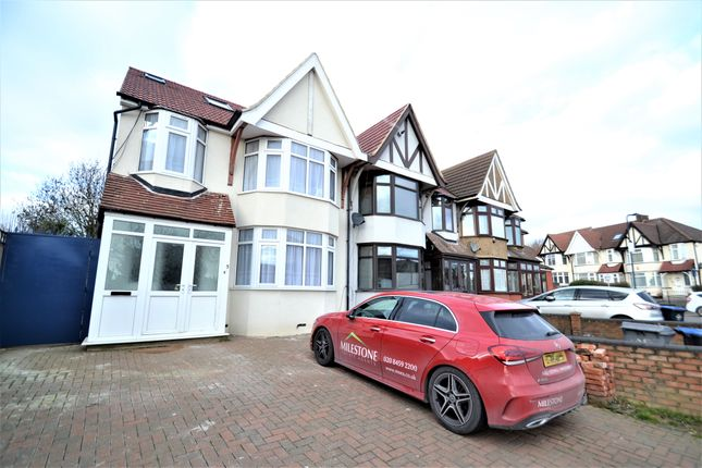 Thumbnail Semi-detached house to rent in Dog Lane, London