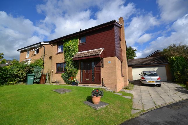 4 bed detached house for sale in Cherington Drive, Tyldesley, Manchester
