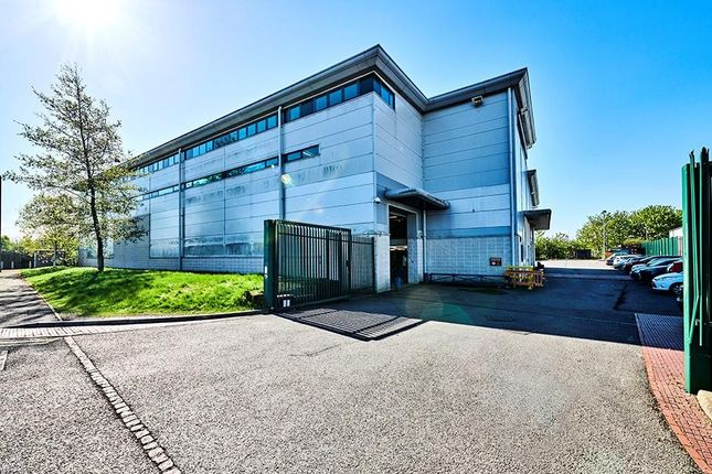 Industrial to let in The Rock, Thornberry Way, Slyfield Industrial Estate, Guildford