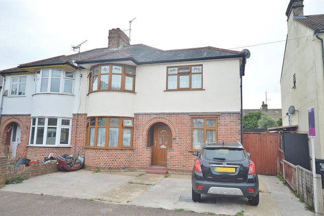 3 bed semi-detached house to rent in Page Road, Clacton-On-Sea CO15