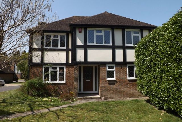 Thumbnail Detached house to rent in Neale Close, East Grinstead
