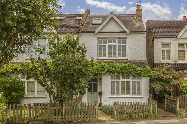 Thumbnail Semi-detached house for sale in Manor Grove, Richmond