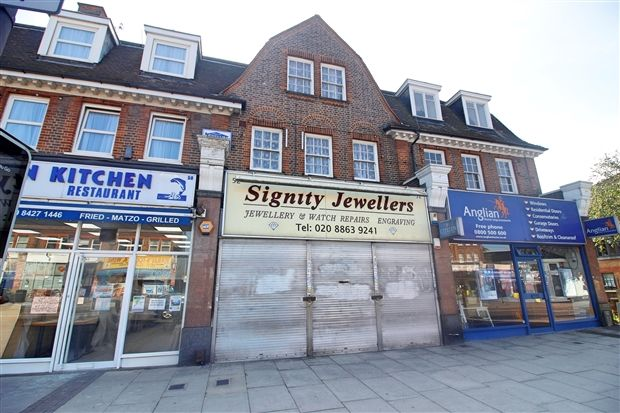 Thumbnail Flat to rent in Station Road, North Harrow, Harrow