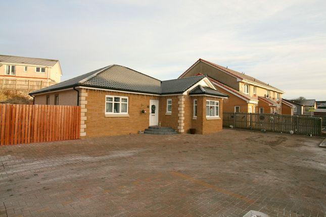 Thumbnail Detached bungalow for sale in Quarry Road, Shotts