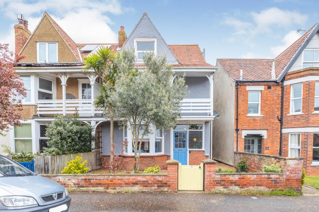 4 bed semi-detached house for sale in Alexandra Road, Sheringham NR26