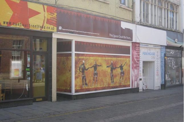 Thumbnail Retail premises to let in 85, Skinnergate, Darlington