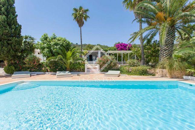 Thumbnail Commercial property for sale in Spain, Ibiza, San José, Ibz6451