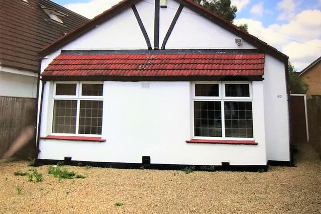 Thumbnail Bungalow for sale in Abbotts Road, North Cheam, Sutton
