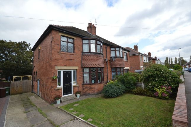 Thumbnail Semi-detached house for sale in Belle Isle Avenue, Wakefield