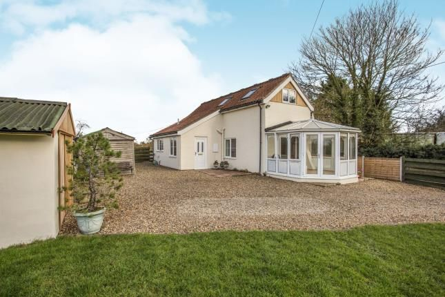 Thumbnail Detached house for sale in Kenninghall, Norfolk