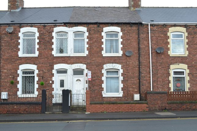 3 bed terraced house to rent in South View, Annfield Plain, Stanley DH9