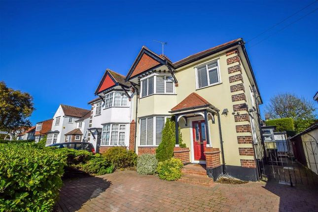 4 bed semi-detached house for sale in Hadleigh Road, Leigh-On-Sea, Essex SS9