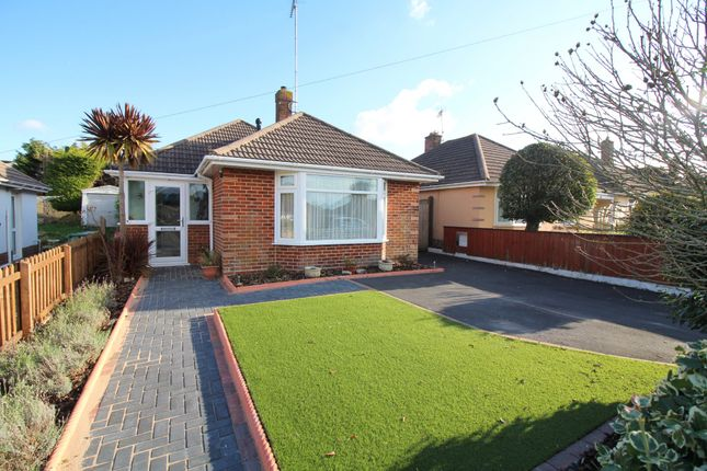 Thumbnail Detached bungalow for sale in Porter Road, Poole