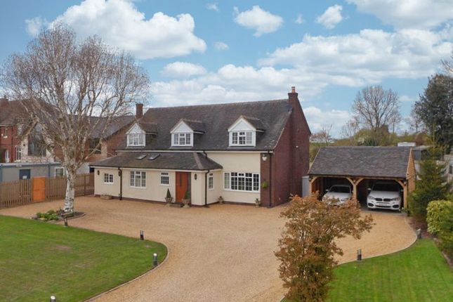 4 bed detached house for sale in Checkley Lane, Wrinehill, Cheshire CW3