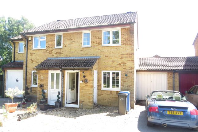 Thumbnail Semi-detached house to rent in Sydling Close, Canford Heath, Poole