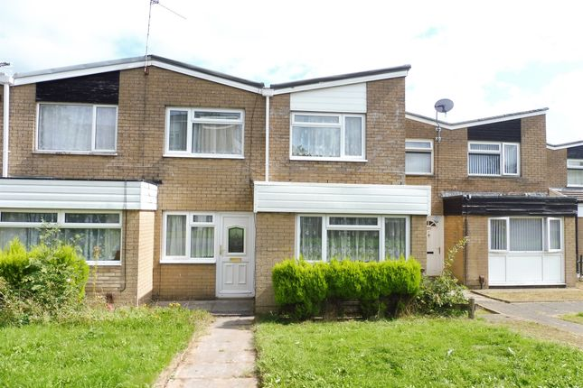 Thumbnail Terraced house for sale in Chapel Wood, Llanedeyrn, Cardiff