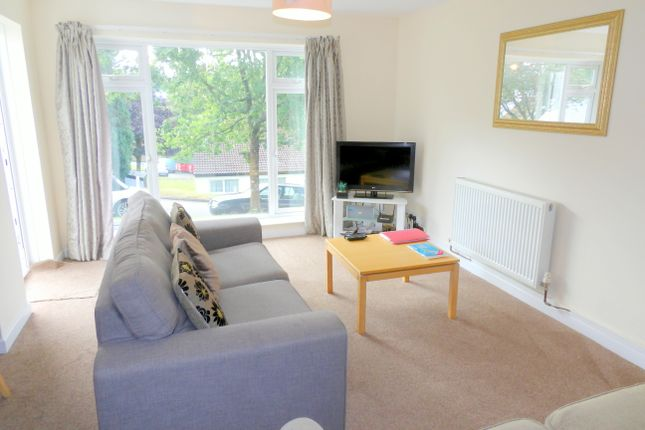 Living Room of Manorcombe Bungalow, Callington PL17