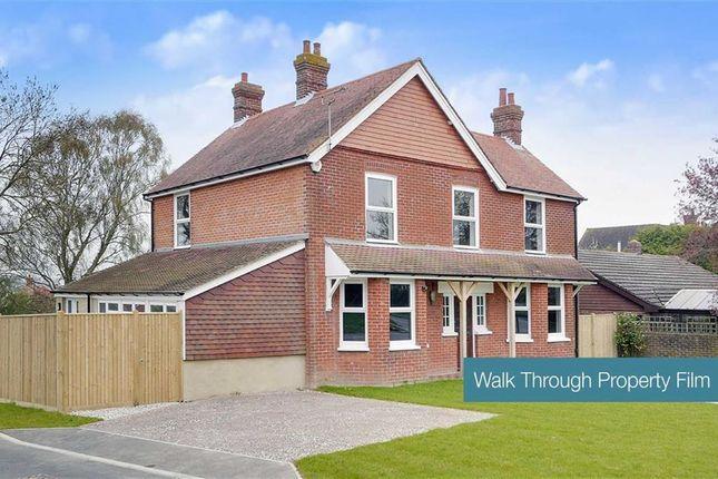Thumbnail Detached house for sale in Marshfoot Lane, Hailsham
