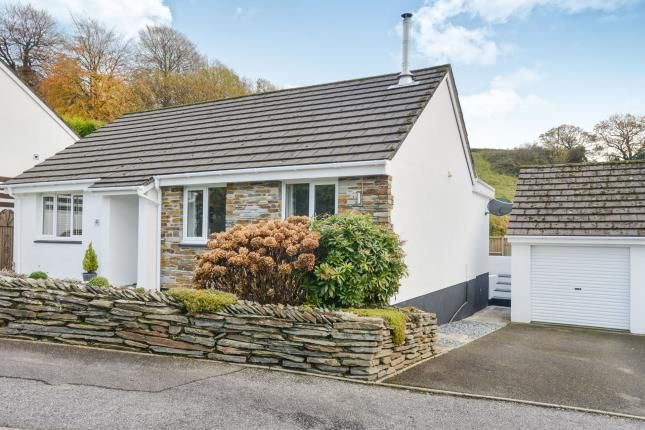 Thumbnail Bungalow for sale in St. Neot, Liskeard, .