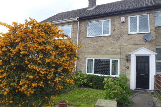 Thumbnail Town house to rent in Henshaw Lane, Yeadon, Leeds