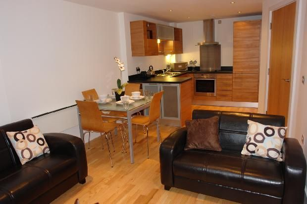 Thumbnail Flat to rent in Clarence House, 211 The Boulevard, Leeds - City Centre