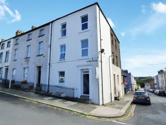 Thumbnail Town house for sale in Fleming Square, Maryport, Cumbria