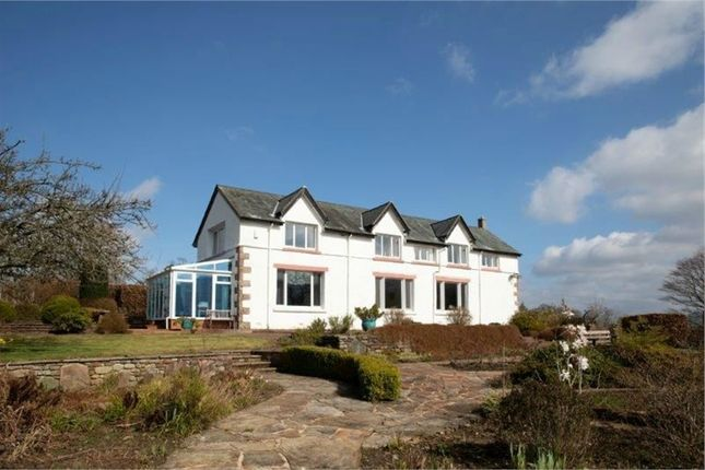 Thumbnail Detached house for sale in Watermillock, Penrith, Cumbria