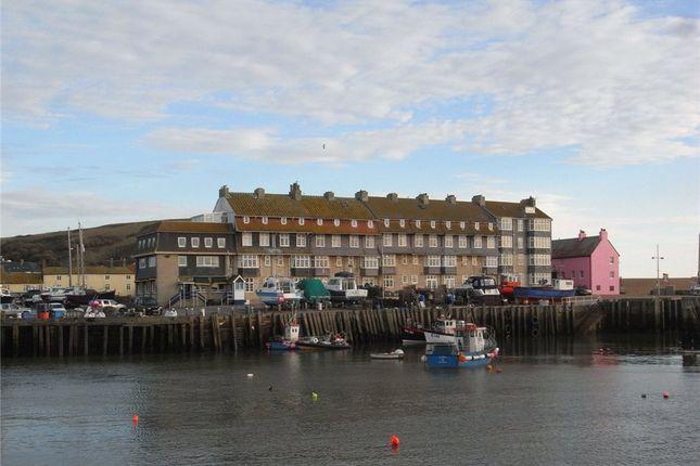Thumbnail Flat to rent in Pier Terrace, West Bay, Bridport, Dorset