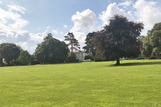 Thumbnail Flat for sale in Forde Park, Newton Abbot, Devon