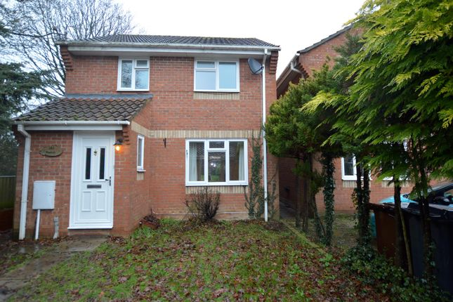 3 bed detached house to rent in Friday Wood Green, Colchester CO2