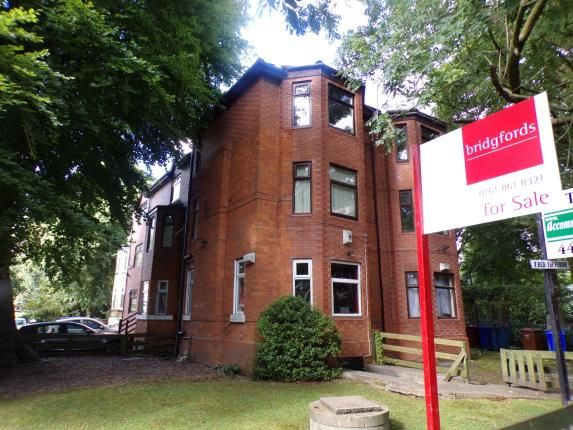 Thumbnail Flat for sale in Range Road, Whalley Range, Manchester, Greater Manchester