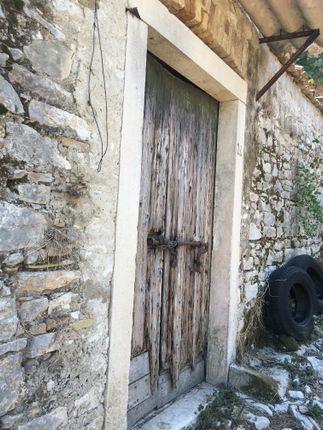 Ruin 2. of Lefkimmi, Corfu, Ionian Islands, Greece