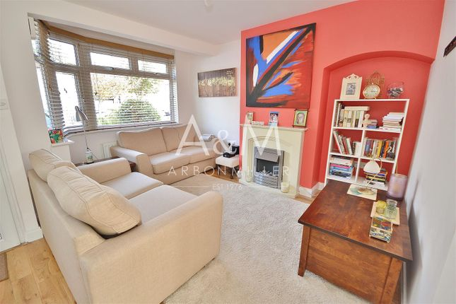 Thumbnail Property to rent in Thurlow Gardens, Ilford