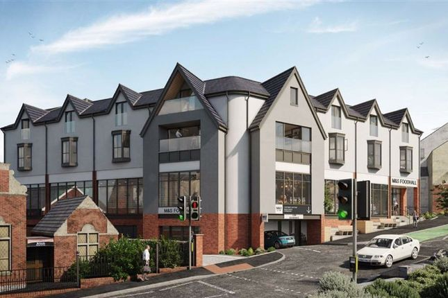 Thumbnail 3 bed flat for sale in Newton Road, Mumbles, Swansea, Swansea