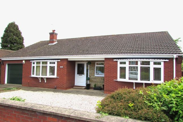 Thumbnail Bungalow for sale in Glanville Avenue, Scunthorpe