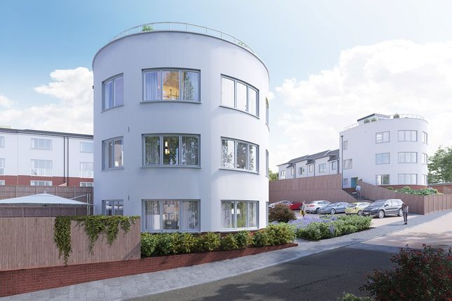 "Thumbnail Property for sale in ""The Panache"" at Trem Elai, Penarth"