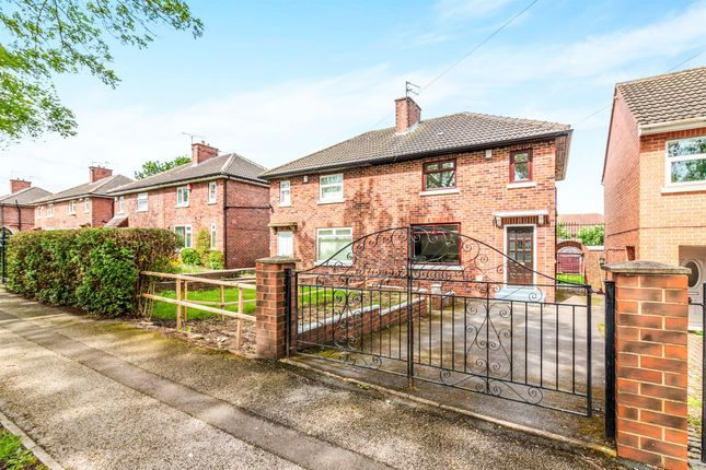 Thumbnail Semi-detached house for sale in Chaucer Road, Rotherham