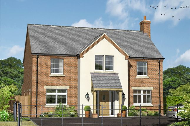 Thumbnail Detached house for sale in Waters Upton, Telford, Shropshire