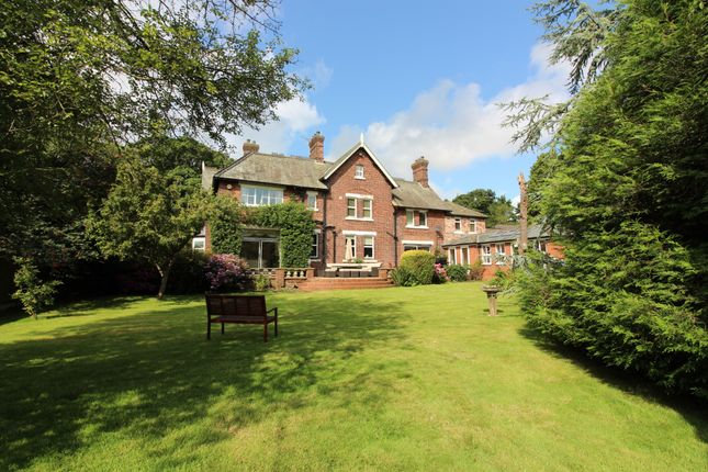 Thumbnail Detached house for sale in The Old Vicarage Park Lane, Preesall