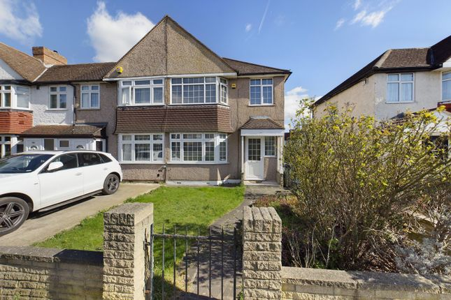 Thumbnail Semi-detached house for sale in Hounslow Road, Feltham, Greater London
