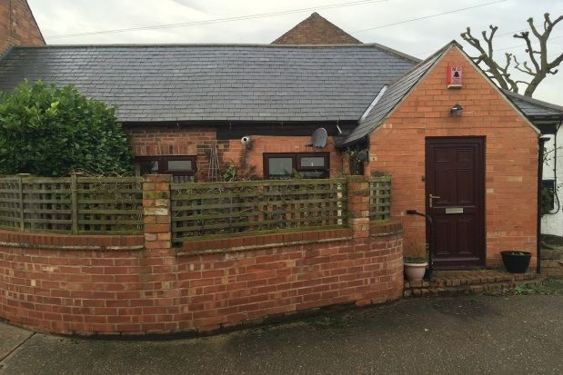 Thumbnail Bungalow to rent in Brook Street, Wymeswold, Loughborough